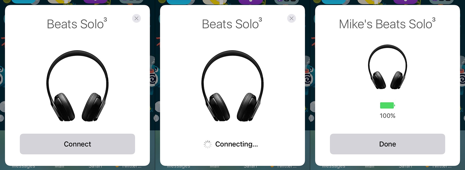 brand new 0f6f1 0230b First impressions of Beats Solo3 Wireless, and Apple's W1 chip ...
